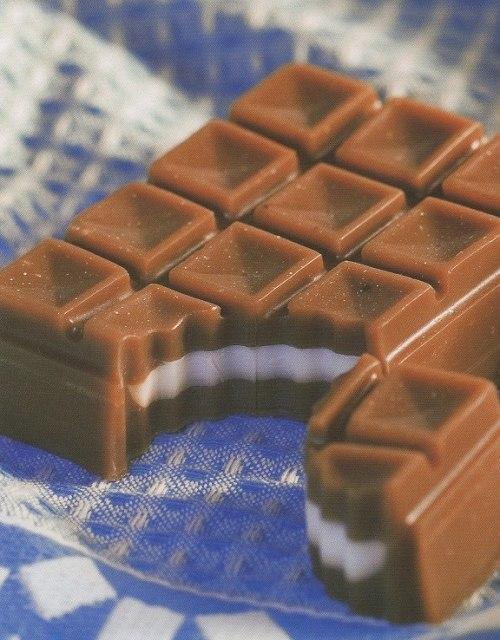 """Мыло """"Шоколадка"""""""