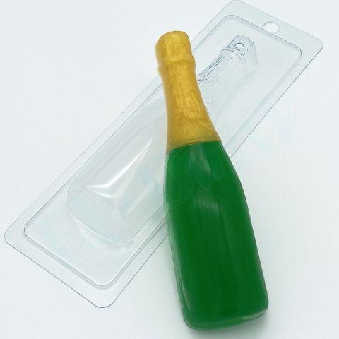 Форма пластиковая Бутылка шампанского