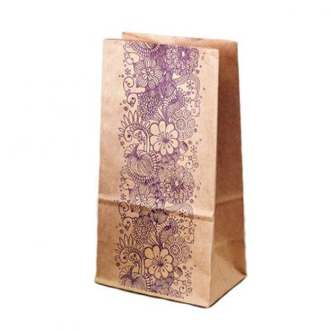 Крафт пакет aroma