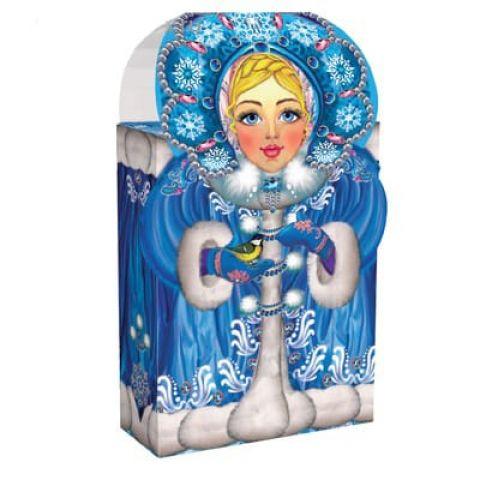 "Коробочка сборная ""внучка снегурочка"" мини"