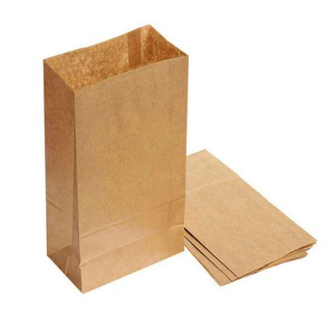 Крафт пакет простой