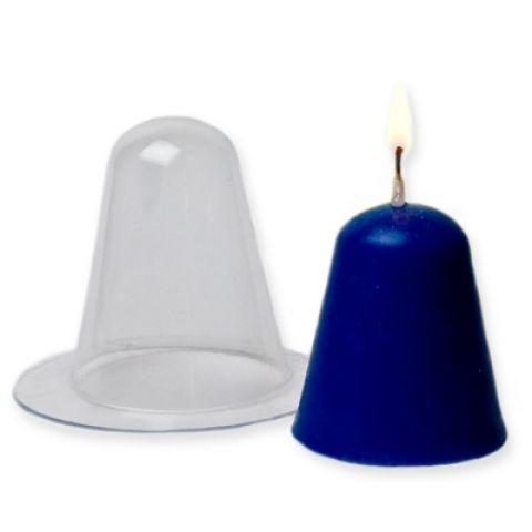 """Форма для свечи """"Конус сфера"""""""