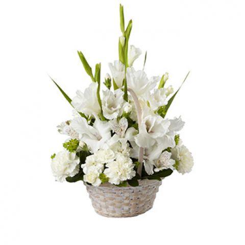 Отдушка белые цветы