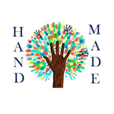Наклейки дерево hand made