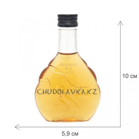 Силиконовая форма 3D коньяк meukow (арт 309)
