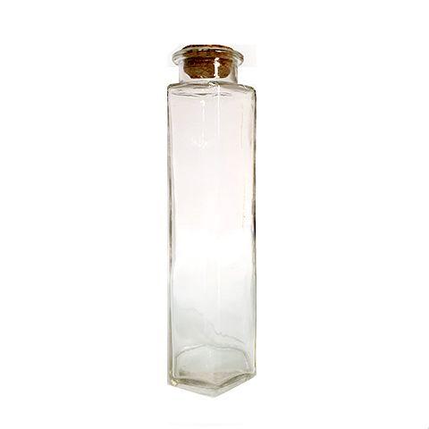 "Тара стеклянная ""Бутылка с пробкой"""