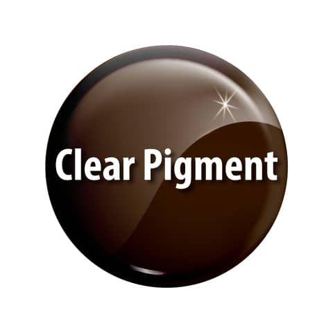 Жидкий прозрачный пигмент Clear Color Chocolate (темный шоколад)