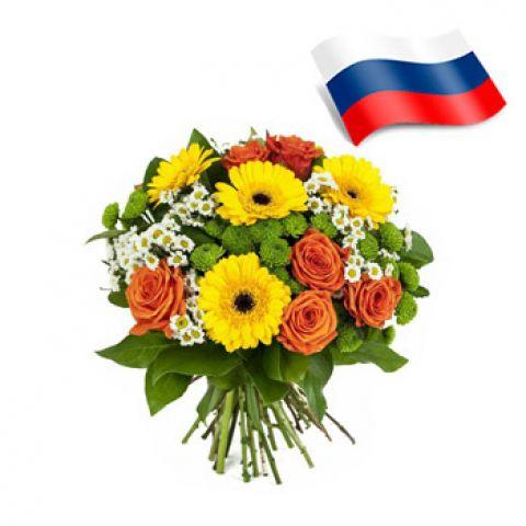 Отдушка цветочная россия