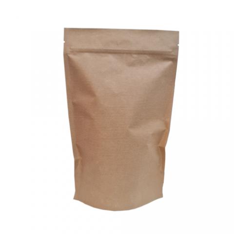 Пакет Дой-пак с замком зип-лок, 160*250(45*45)