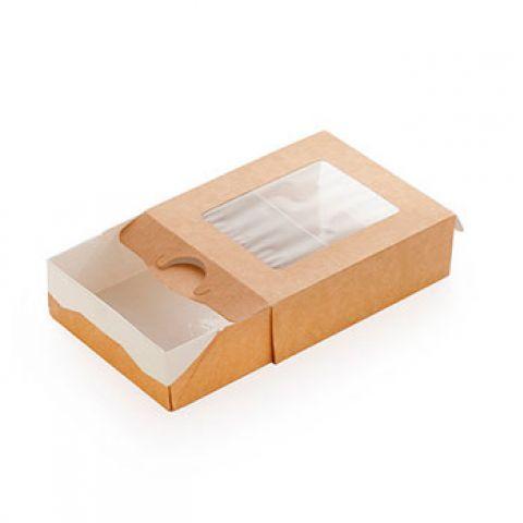 Эко-коробка #2 (100*80*30 мм) 3шт.