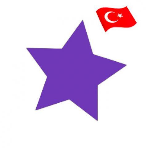 Гелевый краситель фиолетовый (пр.Турция)
