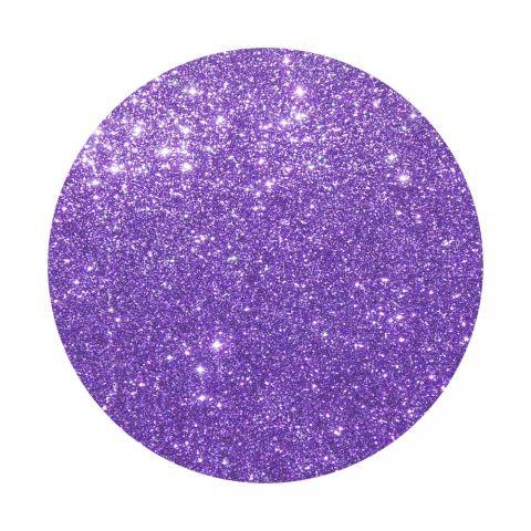 Глиттер косметический фиолетовый