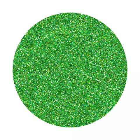 Глиттер косметический зеленый