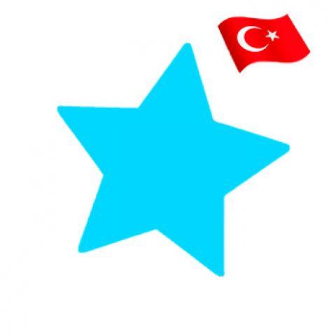 Гелевый краситель голубой (пр.Турция)