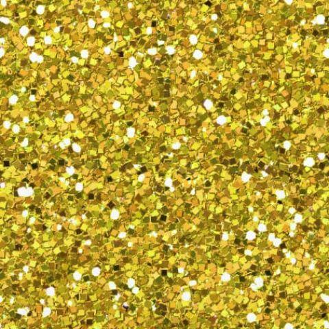 Глиттер золото (крупный помол)