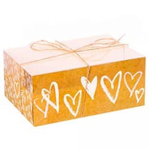 "Коробка ""Love""16×23×10 см"