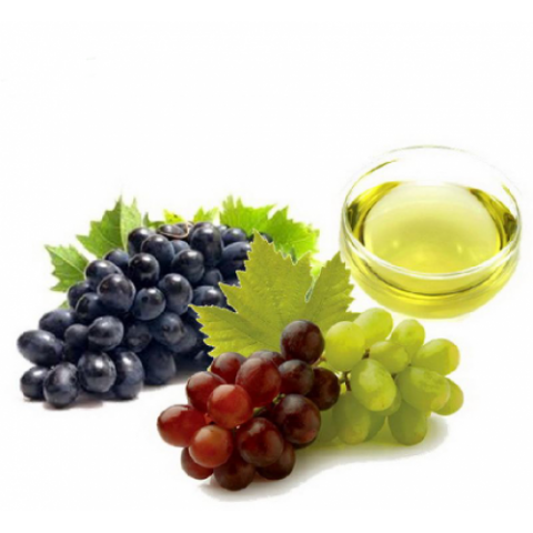 Жирное масло Виноградных косточек рафинированное 100 ml