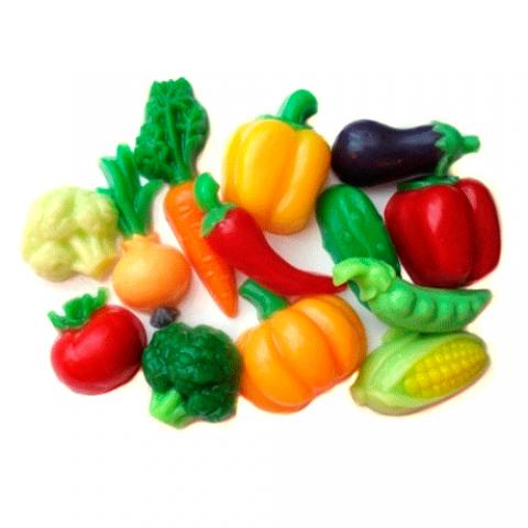 Форма пластиковая овощное ассорти