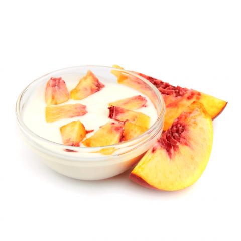 отдушка персик со сливками