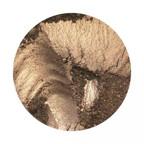 Перламутр сухой коричневый