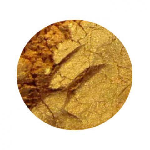 Перламутр сухой красное золото