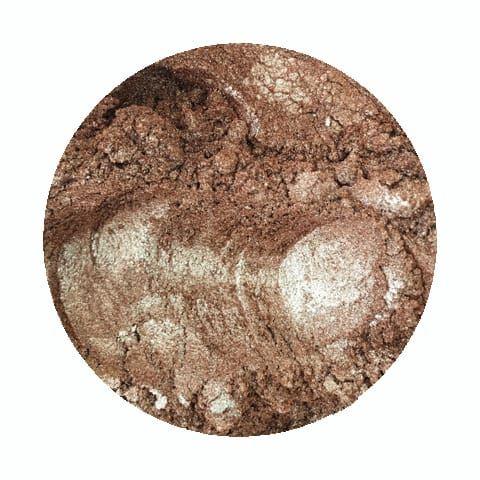 Перламутр сухой кристальная бронза