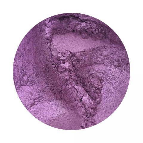 Перламутр косметический сухой пурпурный