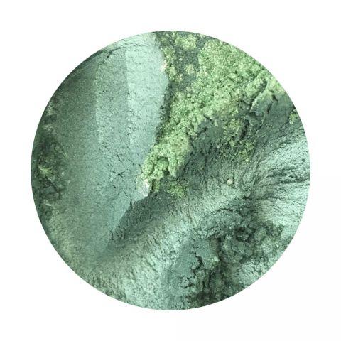 Перламутр косметический темно-зеленый