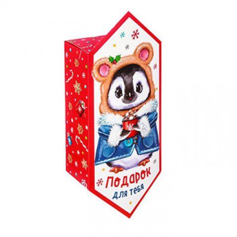 Сборная коробка‒конфета «подарок для тебя»