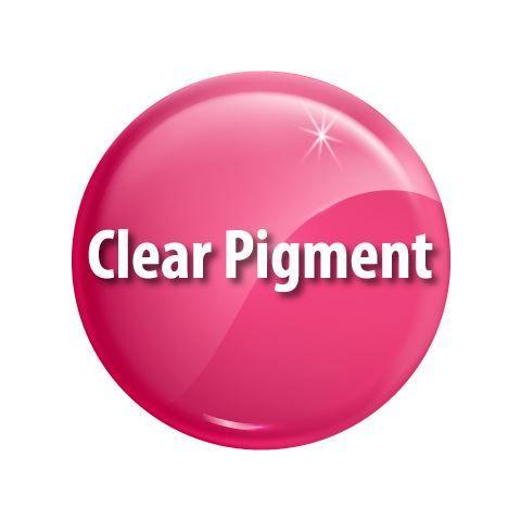 Жидкий прозрачный пигмент Clear Color Pink (розовый)