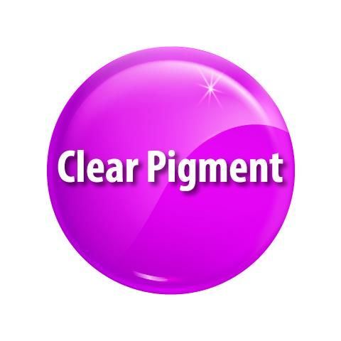 Жидкий прозрачный пигмент Clear Color Purple(пурпурный)
