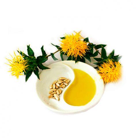 Жирное масло сафлора