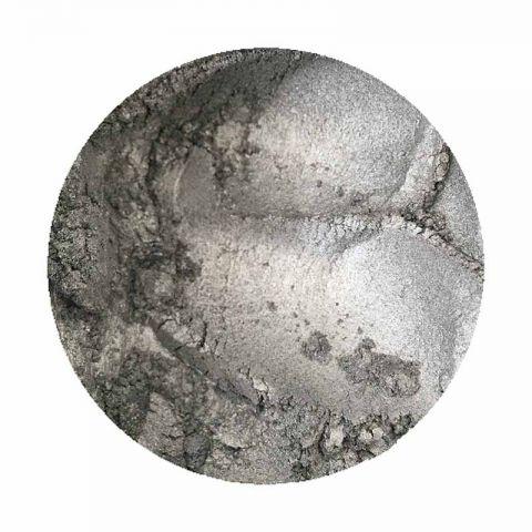 Перламутр сухой серебро