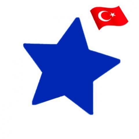 Гелевый краситель синий (пр.Турция)