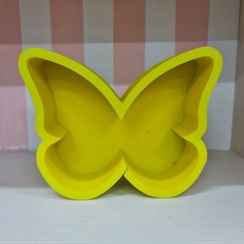 """Коробокс """"Бабочка жёлтая"""""""