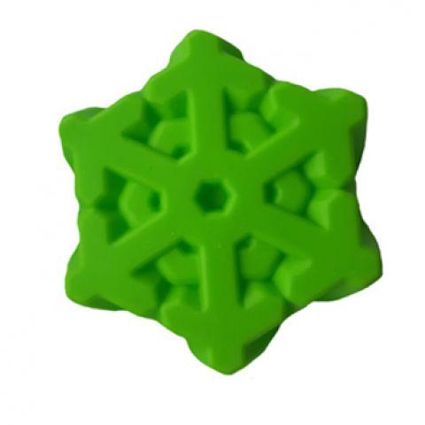 Силиконовая форма 2D Сп снежинка 1