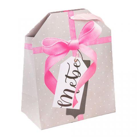Пакет подарочный «Тебе подарок», 19,5 × 25,6 × 11см