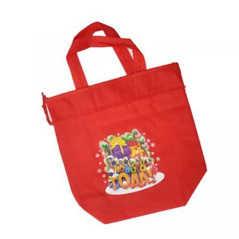 """Текстильная сумка """"С Новым Годом"""""""