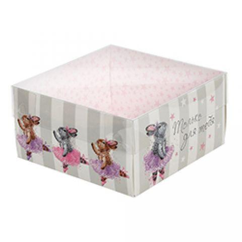 """Коробка """"Только для тебя"""" 12х6х11,5 см"""