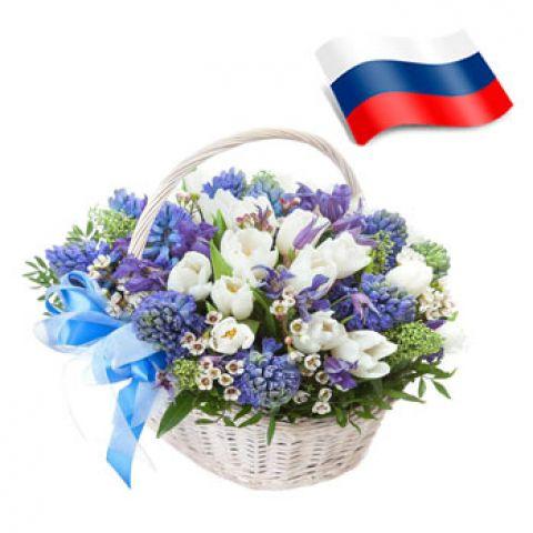 Отдушка весенний букет россия