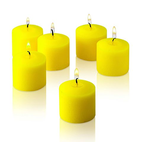 """Краситель свечной """"Ярко-желтый"""" 10 гр."""