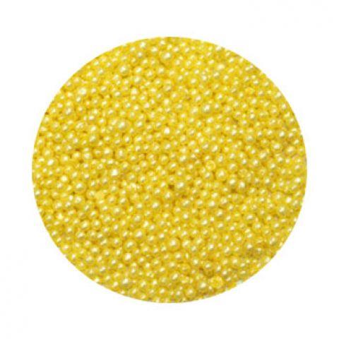 Жемчуг для ванн желтый (россия) 250 гр